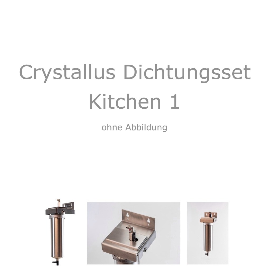 Crystallus Dichtungsset Kitchen-1