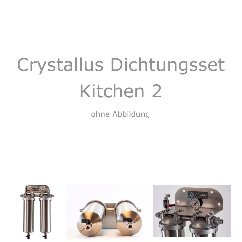 Crystallus Dichtungsset Kitchen-2